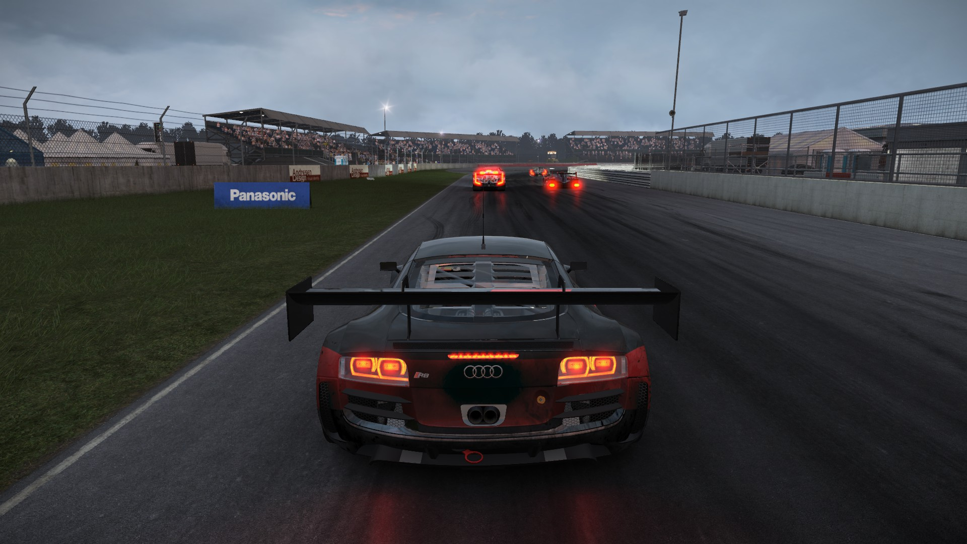 30 minute endurance race