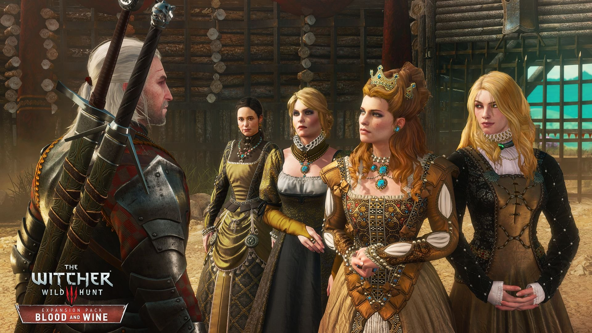 The Witcher 3: Blood and Wine (May 30th)