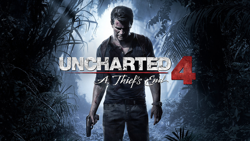 2. Uncharted 4: A Thief\'s End - 41 Points