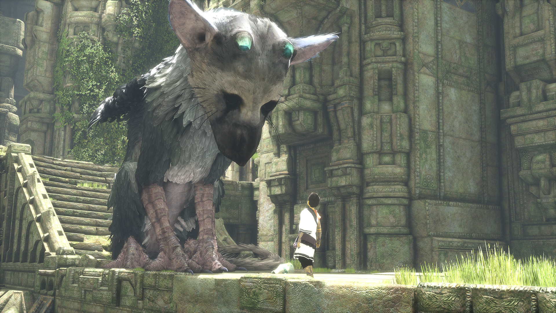 8. The Last Guardian - 17 Points