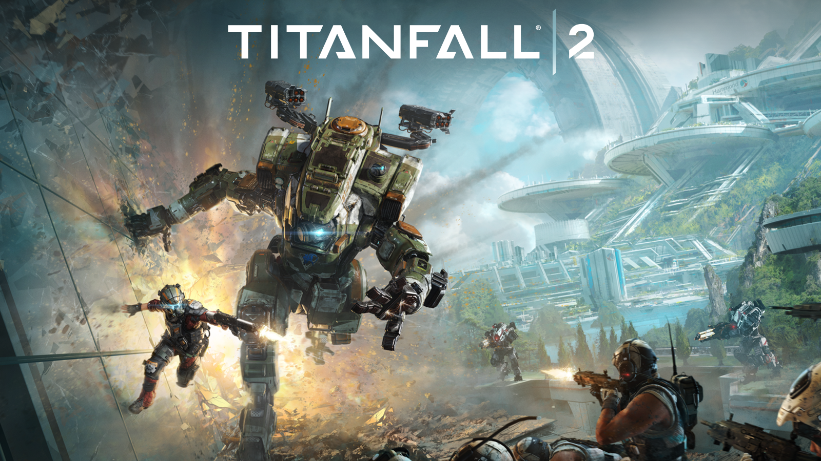 10. Titanfall 2 - 9 Points
