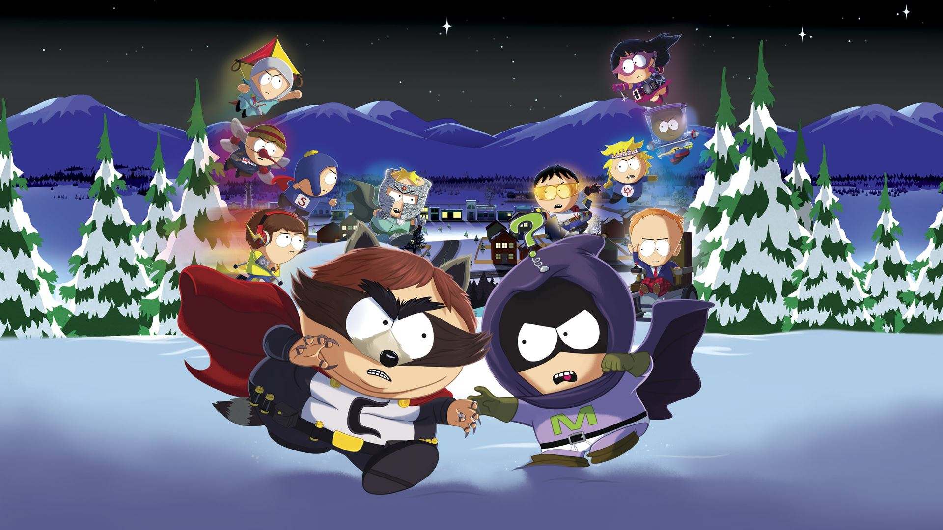 #9. South Park: The Fractured But Whole