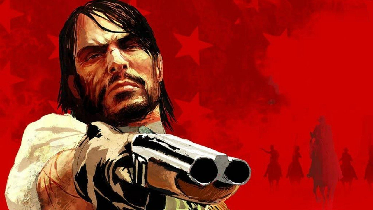 #1. Red Dead Redemption 2