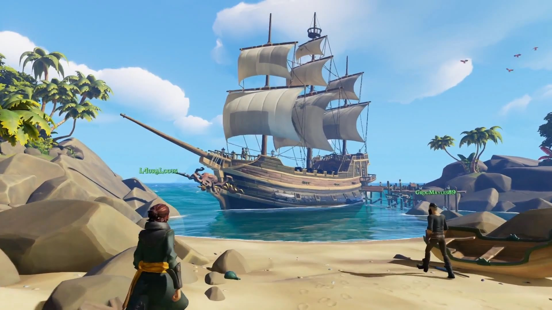 #10. Sea of Thieves