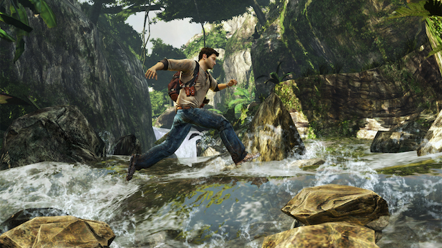 #19 Uncharted: Golden Abyss