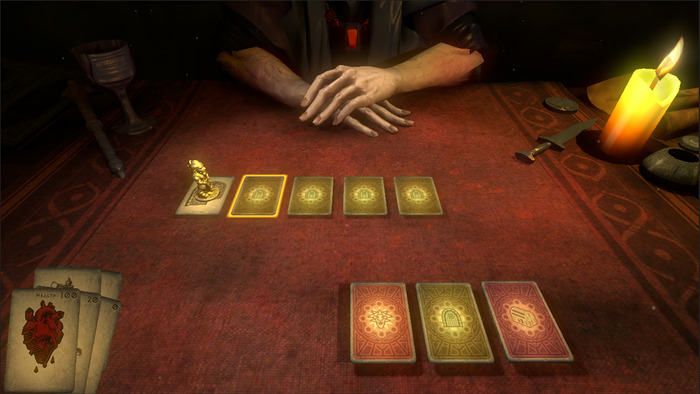 Hand of Fate (Nick)