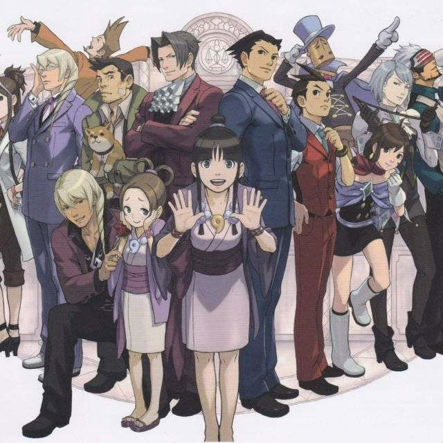 Top 10 Ace Attorney Characters | From Psychics to Powdered Wigs
