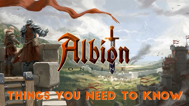 Albion Online - Things You Need to Know (Gallery)