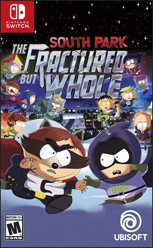 South Park: The Fractured but Whole – $24.85 (50% off)