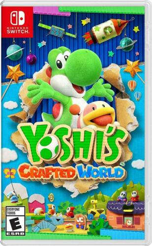 Yoshi's Crafted World – $45.99 (23% off)