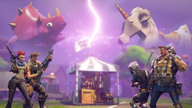 Fortnite Becomes the Biggest Game on Twitch