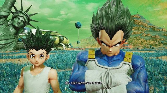 Every Jump Force Hero Explained