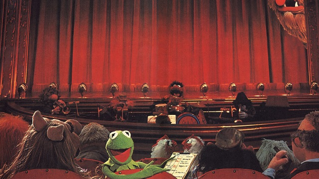 The Muppet Theatre
