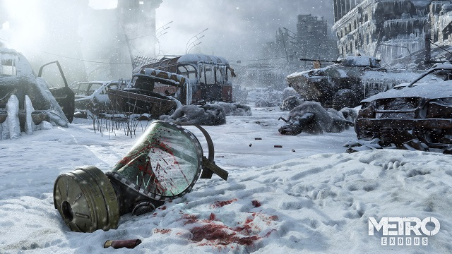 Why Metro is the most unique FPS series around