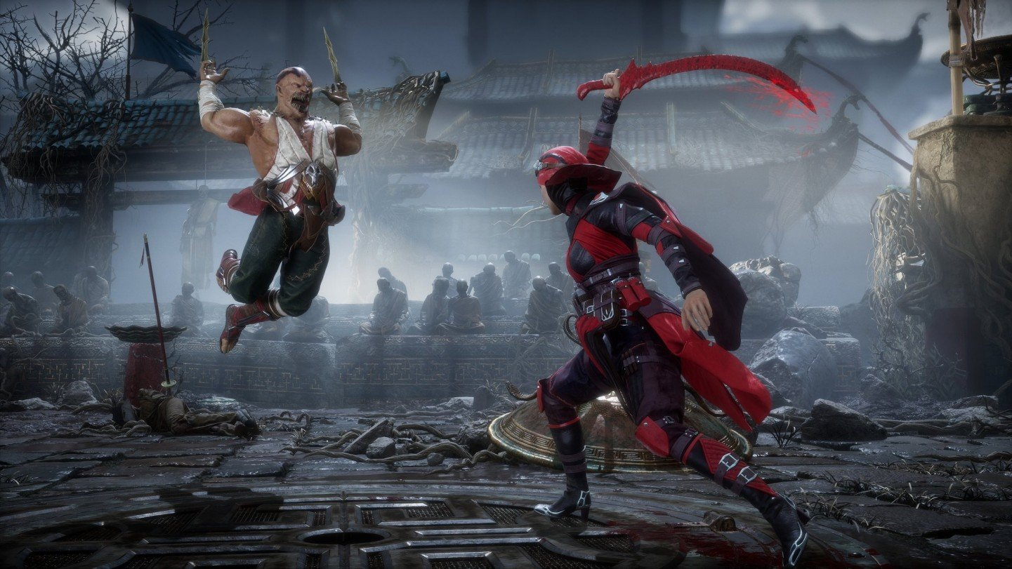 Characters You Won't See in Mortal Kombat 11's Roster