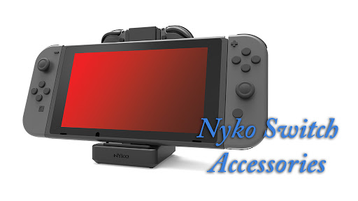 Nyko Switch Accessories