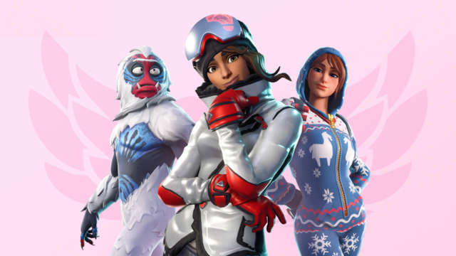 10 of Fortnite's Rarest Skins