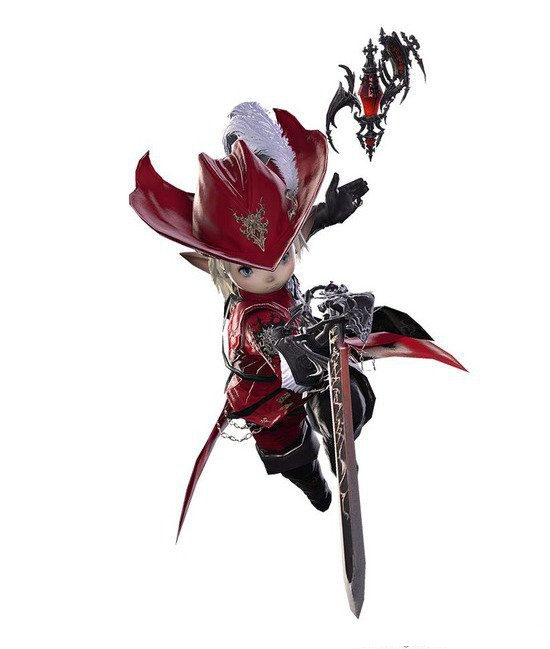 1. Red Mage (15%)