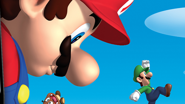 The NEW of New Super Mario Bros.